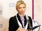 Monika �im�nkov� se vyj�d�ila k rezignaci na post zmocn�nkyn� pro lidsk� pr�va