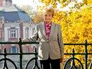Bývalá poslankyně Hana Orgoníková (ČSSD)