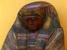 Olomoucké Vlastivědné muzeum otevřelo výstavu Poklady starého Egypta. Mezi...
