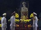 Vietnam pohřbívá hrdinu boje za nezávislost proti koloniální Francii generála