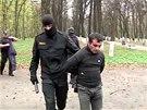 Ruská policie zatýká Orchana Zejnalova. Muž původem z Ázerbajdžánu je obviněn z