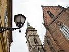 Začíná oprava Bílé věže v Hradci Králové.