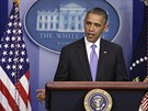 Prezident USA Barack Obama po hlasování Senátu vyjádřil přesvědčení, že budoucí...