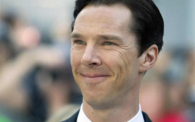Benedict Cumberbatch (5. zá�í 2013)
