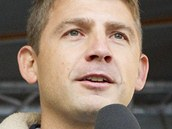 Předseda Svobodných Petr Mach