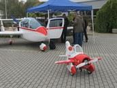FOR TOYS 2013, i na venkovních plochách výstaviště byly k vidění hračky, tento...
