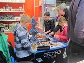 FOR TOYS 2013, veletrh nabízí výbornou příležitostí hračky si vyzkoušet tak,...