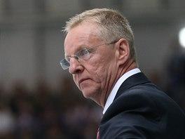 NOVÝ KOUČ LVA. Český hokejový klub Lev Praha povede nově Kari Jalonen z Finska.