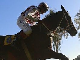 DERNIÉRA. Pro žokeje Josefa Váňu, osminásobného vítěze, byla 123. Velká...