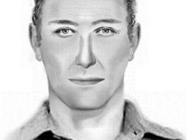 Napadenému řidiči se podařilo společně s kriminalisty sestavit identikit
