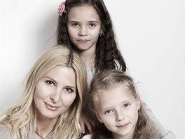 Ivana Gottová a její dcery