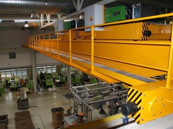 FERRO OK: výrobce kvalitních jeřábů a ocelových konstrukcí