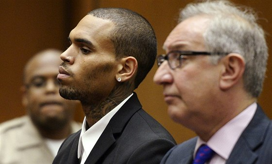 Chris Brown u soudu