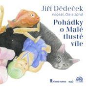 Jiří Dědeček (obal audioknihy)