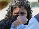 Zděšení obyvatelé města Sparks v Nevadě, kde jeden z žáků místní střední školy...