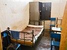 Nezrekonstruovaná část pražské vazební věznice na Pankráci (21.10.2013)
