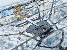 LETNÁ ŽIJE OLYMPIÁDOU. Olympijský park bude mít rozlohu 17,5 tisíc metrů