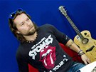 Videochat se zpěvákem skupiny Kryštof Richardem Krajčem. (24. října 2013)