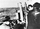 """Během tří týdnů v říjnu 1943 se podařilo do Švédska """"propašovat"""" na 7 200 Židů..."""