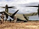 Společnost Karem Aircraft si budoucnost helikoptér představuje zhruba takto. Do...
