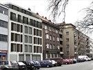 Vizualizace zástavby proluky na Smetanově nábřeží, bytový dům vyroste v...