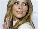Kim Kardashianová (24. října 2013)
