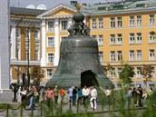 Zvon Car Kolokol III. v Moskvě