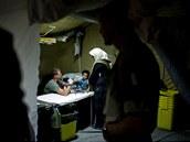 Cena UNHCR: PETR TOPIČ, MAFRA: Uprchlický tábor v Zátari, Jordánsko