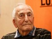 """Osmaosmdesátiletý Dov Strauss má v Izraeli velkou rodinu. """"Hitler mi ji"""