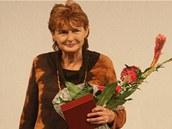 Zakladatelka Fondu ohrožených dětí Marie Vodičková při oslavě 15. výročí