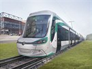 Škoda Transportation představila svou první tramvaj pro turecké město Konya.