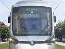 Škoda Transportation představila svou první tramvaj 28T pro turecké město Konya.