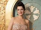 Angela Gheorghiu se proslavila svým zpěvem plným vášně.