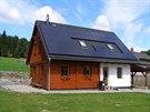 Výsledkem je dům, který svým obyvatelům poskytuje zdravé a komfortní bydlení s...