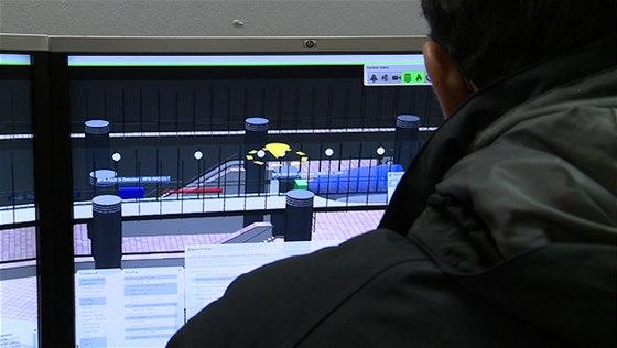 Systém sám zjistí nebezpečí, zesílí citlivost senzorů, vyhodnotí data, v