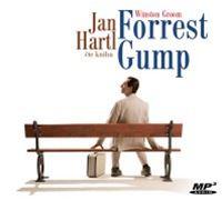 Forrest Gump (obálka audioknihy)