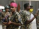 Vzpoura bangladéšských vojáků. (archivní snímek z roku 2009)