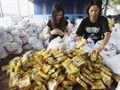 Filipíny se chystají na úder tajfunu Haiyan (8. listopadu 2013)