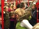 Seznamovac� vagon metra A