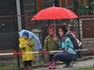 Lidé v Raškovicích na Frýdecko-Místecku jsou v šoku, v obci se nikdy nic
