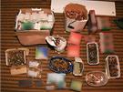 Policie našla v domě raškovického vraha zhruba šest tisíc nábojů. (6. listopadu...