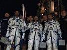 Olympijská pochodeň na cestě do vesmíru