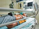 Na operačním sále mají k dispozici špičkové vybavení. Nechybějí ani umělí...