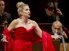 Americk� sopranistka Joyce DiDonatov� vystoupila ve Dvo��kov� s�ni pra�sk�ho...