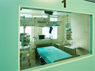 Pacienti s r�zn�mi nemocemi by v Centru biologick� ochrany v T�chon�n� le�eli v...