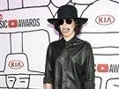 Lady Gaga na YouTube Music Awards v New Yorku (3. listopadu 2013)