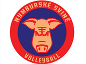 Nymburské svině - logo