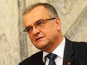 Poslanec za TOP 09 Miroslav Kalousek