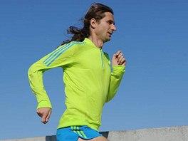 Zkušenost. Daniel Orálek běhá přes třicet let.