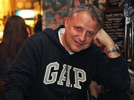 Boris Urbánek sice vidí Ostravu dost kriticky, ale prý by už neměnil a má ji